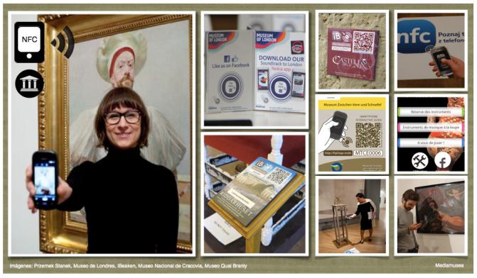 museos cultura NFC mediamusea