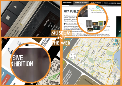 MUSEUM AND THE WEB